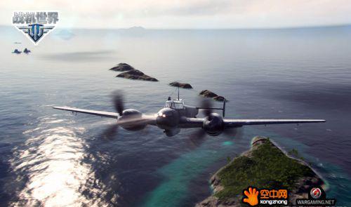 《戰機世界》首部資料片今日開測 豪送百萬金幣