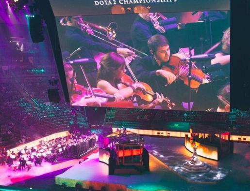 DOTA2上海特錦賽音樂會曲目公布 決賽日奏響