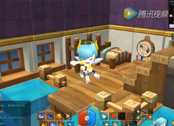 冒险岛2玩家自制爆笑鬼畜广场舞
