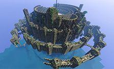 《我的世界》大神作品賞析:天空之城