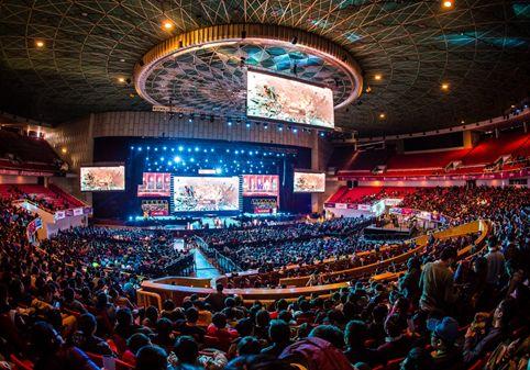 第二屆DOTA2亞洲邀請賽 2017年春季相約上海