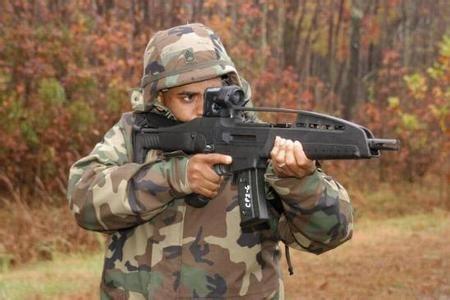 《CF名枪史》第57期:无疾而终的大杀器—XM8轻型突击步枪