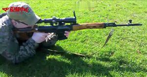《CF名枪史》第59期:狙击枪祖师爷——SVD狙击步枪