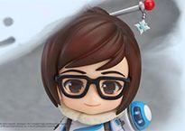 GSC《守望先锋》系列第二弹:小美黏土人开启预购