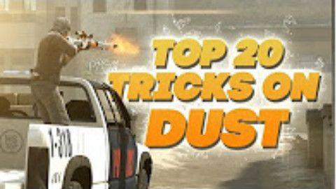 《CS:GO》Dust地圖的20個小技巧