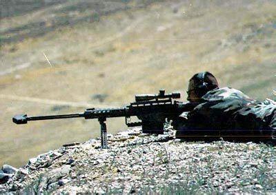 《CF名枪史》第62期:重狙击之王M82A1