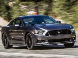《极品名车史》第38期:怒海狂鲨  福特Mustang2014