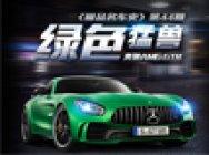 《极品名车史》第44期:绿色猛兽——奔驰AMG GT R