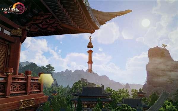 《劍網3》重制版明日首測 客戶端開放下載