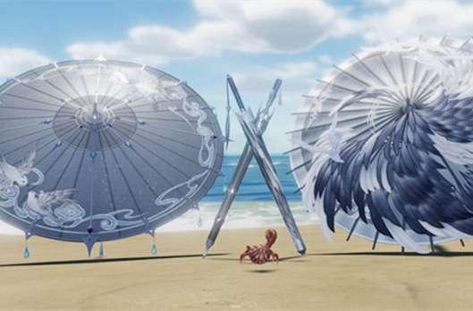 感恩海洋公益獻禮 《劍網3》世外蓬萊紀錄片首映